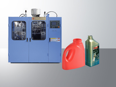 2L BLOW MOULDING MACHINE