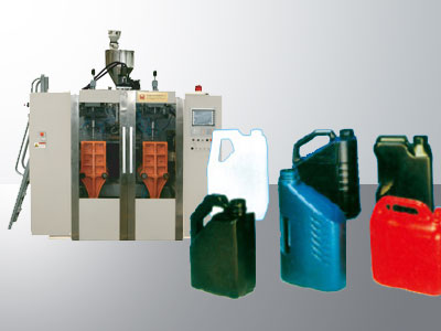 5L BLOW MOULDING MACHINE