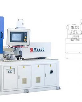 MSZ30 Injection Blow Molding Machine